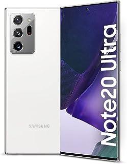 Samsung Galaxy Note20 Ultra Dual SIM 256 GB 8GB RAM 4G LTE (UAE Version) - Mystic White - 1 year local brand warranty