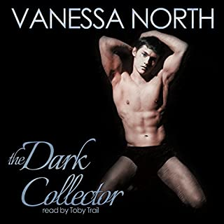 The Dark Collector audiobook cover art