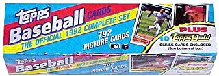 1992 topps complete set