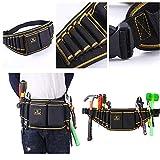 APROTII <span class='highlight'>Tool</span> Bags, Portable Hardware Bag Zipper Repair Kits Organizer Power <span class='highlight'>Tool</span>s Bag Electricians Organizer Waist Pack
