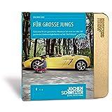 Jochen Schweizer Erlebnis-Box 'Für Große Jungs', mehr als 590 Erlebnisse für 1-2 Personen, Geschenk-Gutschein für Männer