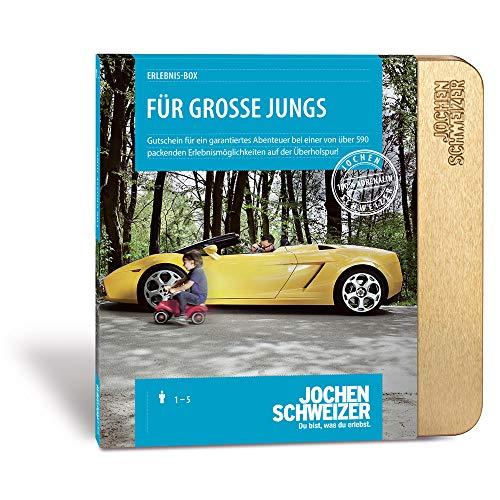 Jochen Schweizer Erlebnis-Box für große Jungs