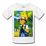 Photo de Fabulous T-Shirt Enfant Pikachu sur Son ami Sasha Pokemon