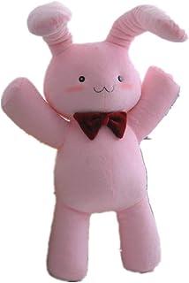 Ouran High School Host Club Honey Senpai Pink Rabbit Plush Doll 40CM Haninoduka Mitsukuni Girl Gift Cute for Costume
