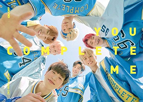 Stone Music Entertainment ONF - You Complete ME (2nd Mini Album) CD+Photobook+Photocard+Selfie Photocard+Polaroid