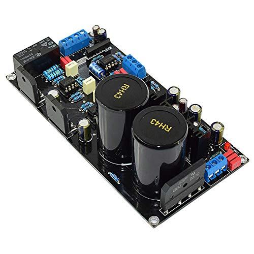 BOINN Placa Amplificadora de Alta Potencia YJ-LM3886 HiFi OP07 Servo 5534 Placa Terminada de Amplificador Operacional Independiente