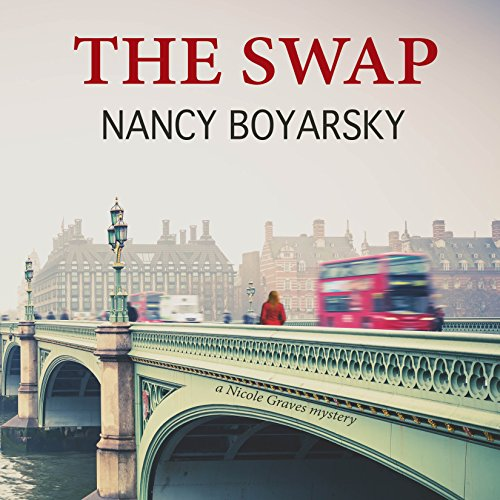 The Swap: A Mystery audiobook cover art