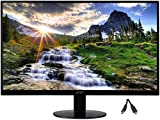 Acer SB220Q bi 21.5 Inches Full HD (1920 x 1080) IPS Ultra-Thin Zero Frame Monitor (HDMI & VGA Port) with Free RE HDMI Cable