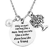 ALoveSoul Seulement Un Aunt Peut Hug comme Une Maman Garder