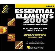 Essential Elements 2000 Book 1 CD Concert Band/Harmonie/Fanfare (CD)