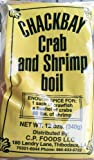 Chackbay Crab, Shrimp and Crawfish Boil (3-pack)
