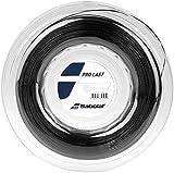 Babolat Pro Last - Cuerda para raqueta de tenis (200 m, 1,25 mm), color negro