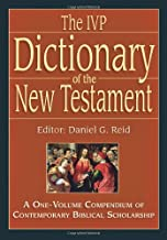 ivp dictionary of the new testament