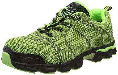 Cofra JE009–000.w44taglia 44s1p src'Beach Soccer sicurezza scarpe, colore: Lime