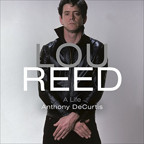 Lou Reed audiobook cover art