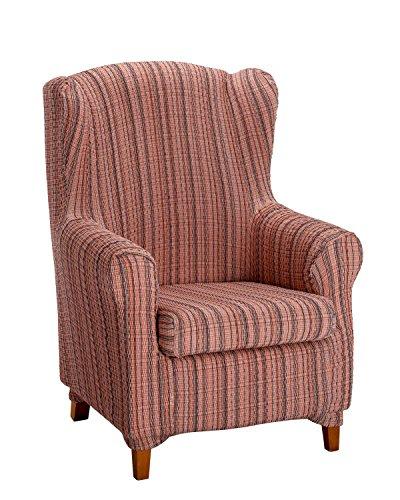 Schutzhülle für Sessel, Duplex, MEJICO Orejero Duplex Burgunderrot
