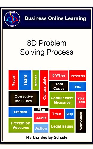 8D Problem Solving Process (English Edition)