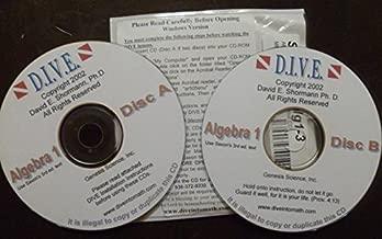 D.I.V.E. 2 CD Set for Saxon Algebra 1 3rd Edition