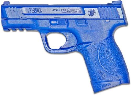 ACK, LLC Ring's Blue Guns Training Weighted S&W M&P 45 Compact Gun