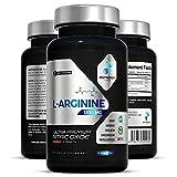 Ultra Premium Nitric Oxide Supplement 1200mg | Highest Strength L Arginine Capsules in The UK | Muscle Growth Circulation Vascularity | Pre Workout Powder | 90 L-Arginine Vegan Capsules