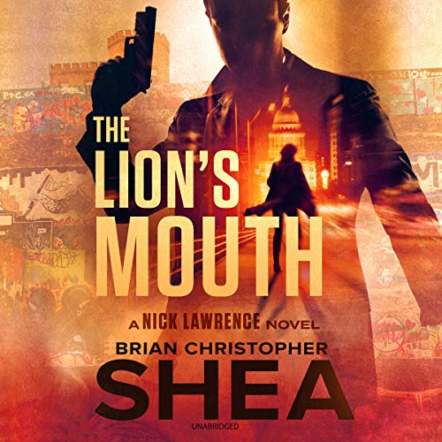 The Lion's Mouth audiobook cover art