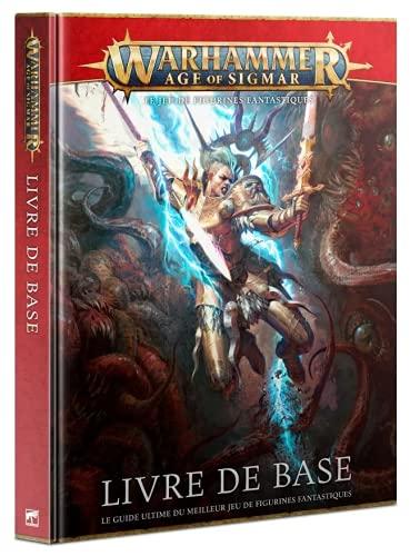 Games Workshop Livre de Base V3 - Warhammer Age of Sigmar - Français