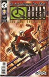 The Real Adventures of Jonny Quest #6 February 1997