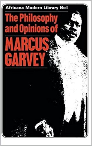 Filozofia dhe Opinionet e Marcus Garvey, ose Afrika për Afrikanët (Edicioni Anglisht)