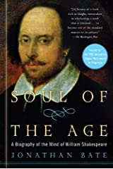 Soul of the Age: A Biography of the Mind of William Shakespeare (English Edition) eBook Kindle
