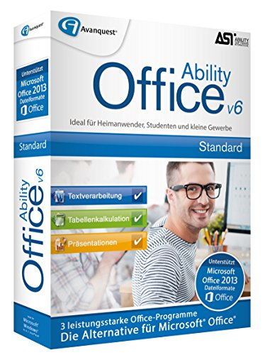 Ability Office 6 [import allemand]