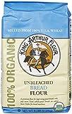 King Arthur Organic Bread Flour - 5 lb