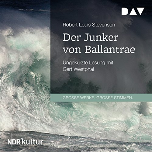 Der Junker von Ballantrae audiobook cover art
