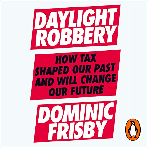 Daylight Robbery audiobook cover art