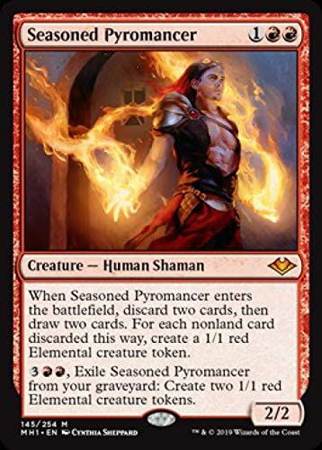 Max 71% Don't miss the campaign OFF Seasoned Pyromancer
