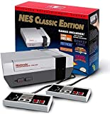 30 classic NES games. This is the list. Balloon Fight, Bubble bobble, Castellani, castlevania 2: Simon's quest, donkey Kong, donkey Kong Jr, double 2 : The revenge, Dr. Mario, , Final fantasy, Galaga, Ghost's Goblins, Radius, Ice Climber, Kid Icarus,...