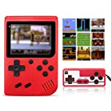 Handleheld Retro Game Console for Game Boy, Retro Mini Game Player, with 400 Classic Games, 3-inch Screen Video Games Console Support TV Screen Output, 1020mAh Support Long Playing Time