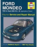 [Ford Mondeo Service and Repair Manual: 1993 to Sept 2000 (K to X Reg)] (By: Jeremy Churchill) [published: May, 2003]