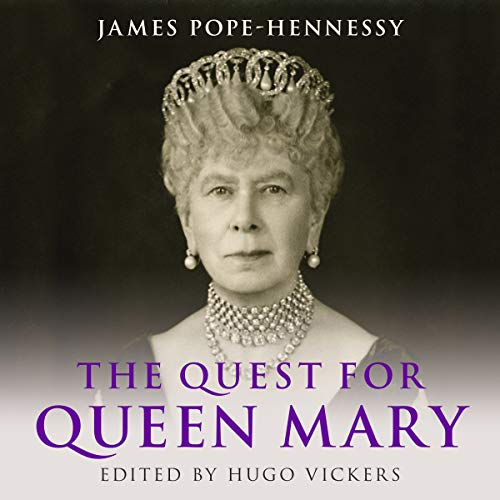 The Quest for Queen Mary audiobook cover art
