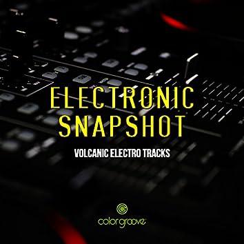 Electronic Snapshot (Volcanic Electro Tracks)