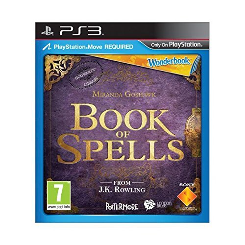 Wonderbook: Book of spells Game Only (PS3) UK IMPORT REGION FREE