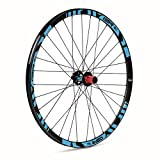 GTR GTR-SL Rueda trasera para MTB, unisex adulto, azul, 27.5' x 20 mm