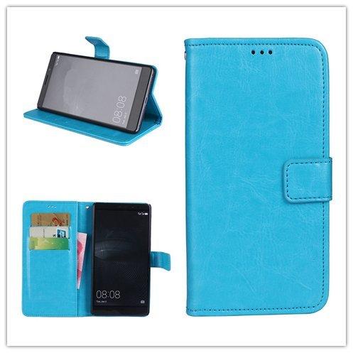Custodia® Flip Wallet Hülle for Ulefone Power 6(Pattern 4)