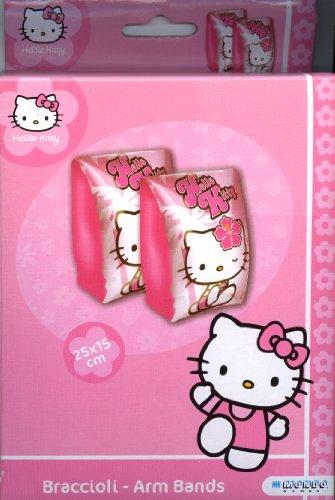 Hello Kitty Schwimmflügel 25x15cm für 15 bis 30 kg