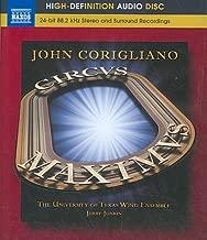 John Corigliano - Circus Maximus (Blu-Ray Audio)