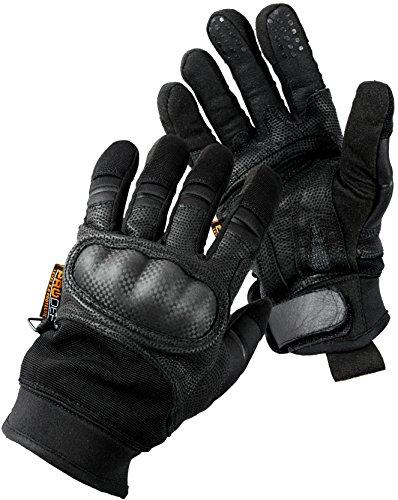 PRODEF® Handschuhe mit Protektor & Level-5 Schnittschutz (M)