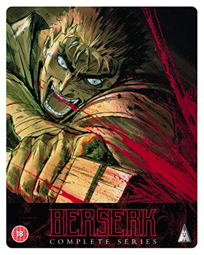 Berserk Collection BLU-RAY Steelbook [2020]