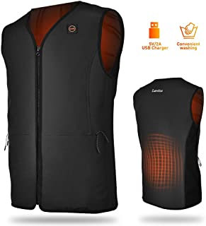 Best heated vest with battery Reviews