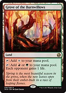 Grove of the Burnwillows - Iconic Masters