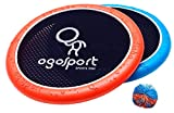 Mini Ogodisk Super Disk Set - Outdoor Family Camping Game for Kids,...