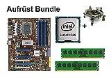 Aufrüst Bundle - MSI X58 Pro + Intel i7-920 + 16GB RAM #100203